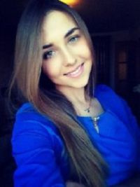 Красотка Кристина из Вербилков