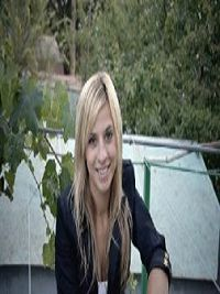 Красотка Полина из Байкала